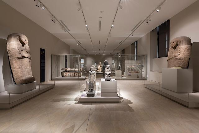 sale museo egizio Torino