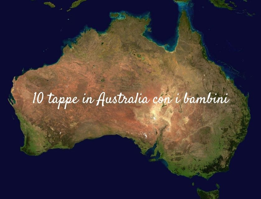 Australia con bambini
