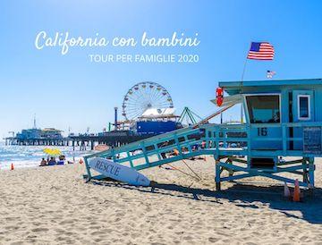 viaggio organizzato california