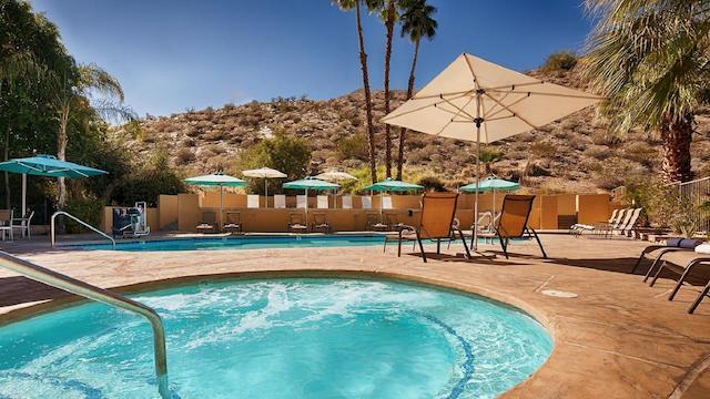 Palm Springs con bambini California