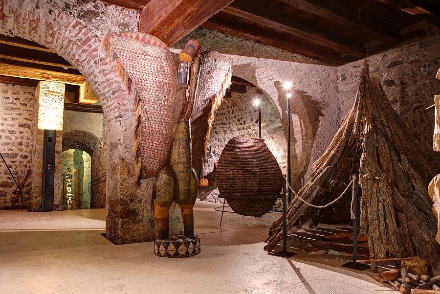 sala museo RIPA