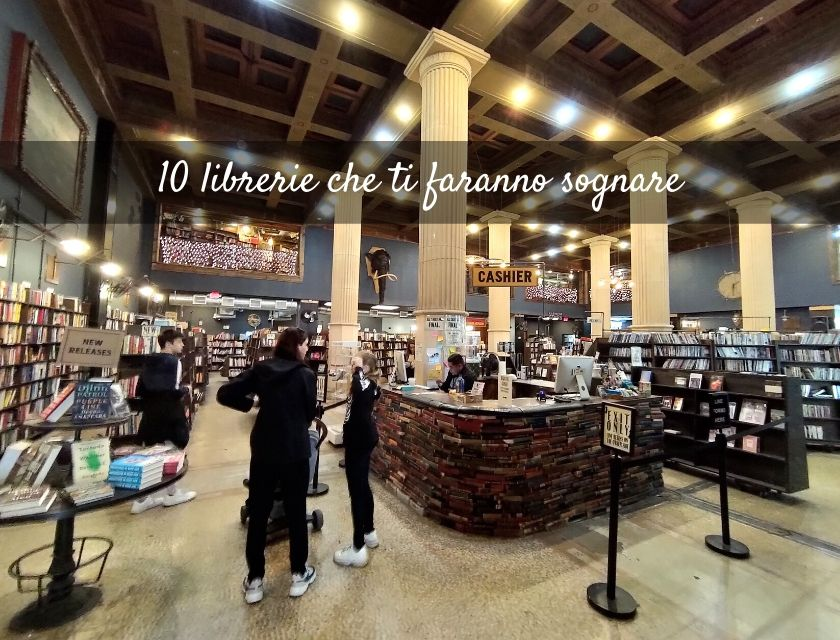 librerie più belle