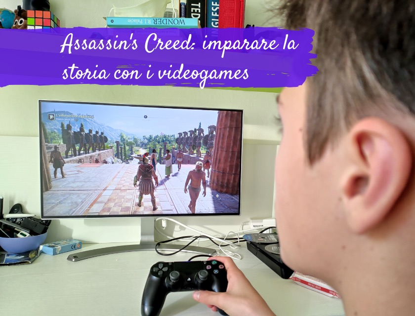 assassin's creed videogame