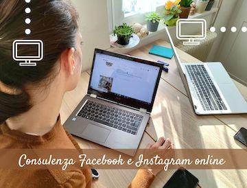 consulenza facebook instagram