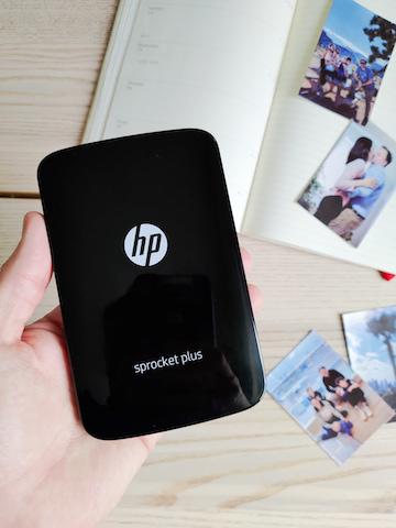 foto istantanee sprocket plus HP