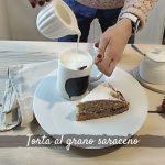 Torta al grano saraceno di Giulia