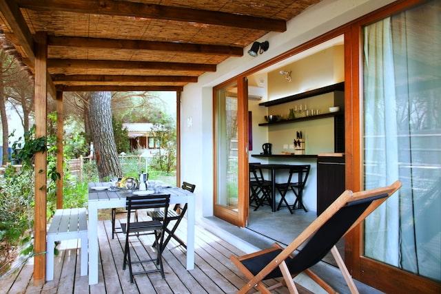 bungalow maremma villaggio