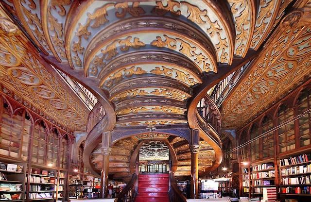 libreria harry potter porto