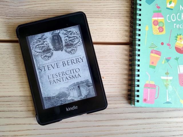 romanzo steve berry kindle