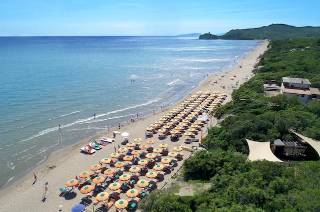 spiaggia Maremma