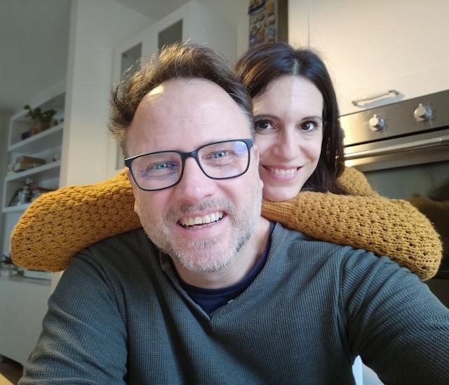 Fabio e Giulia tutor Facebook e Instagram