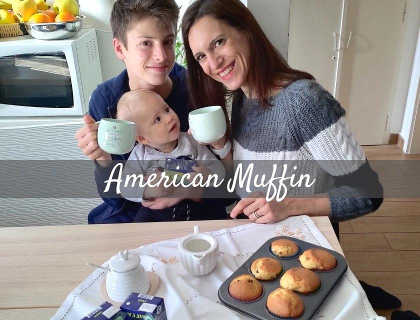 american muffin fatti in casa