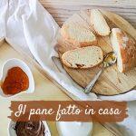 Pane in casa: la ricetta semplice di Giulia