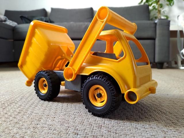 camion ribaltabile giochi ecologici