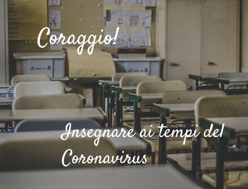 insegnamento scuola coronavirus Maggi