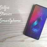 Selfie & stories smartphone