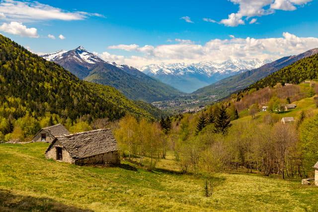 Val Vigezzo vacanze in Piemonte