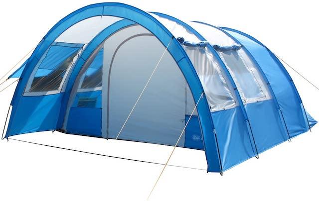 tenda per famiglie