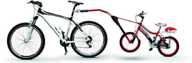 traino bici per bambini
