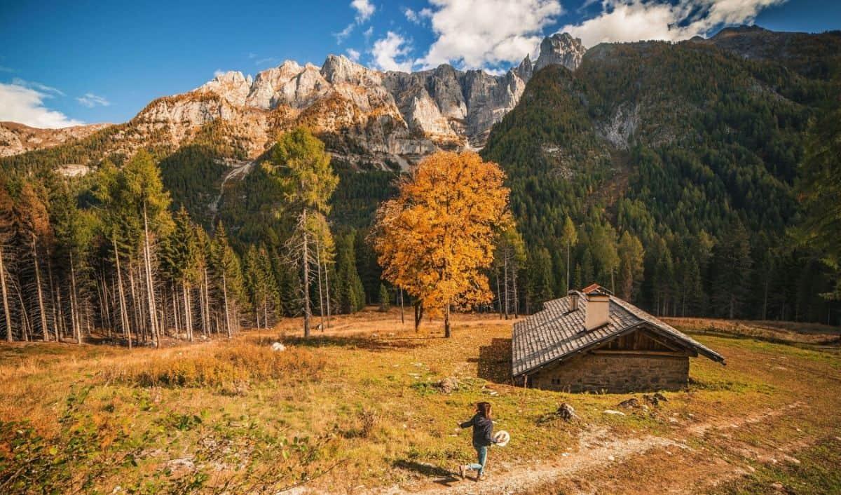 in Trentino Alto Adige