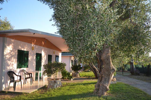 alloggi villaggio Puglia Gargano