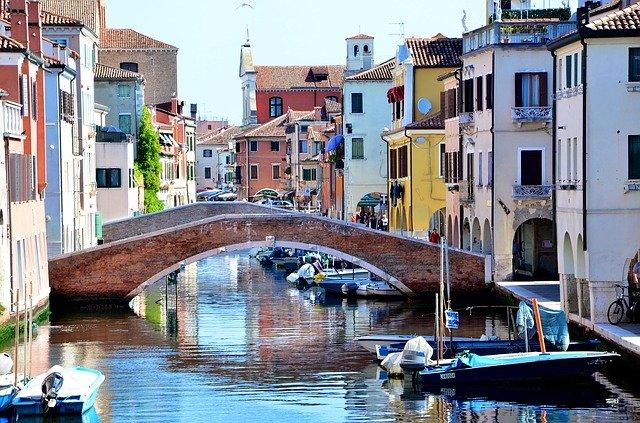 Le case di Chioggia tour bici