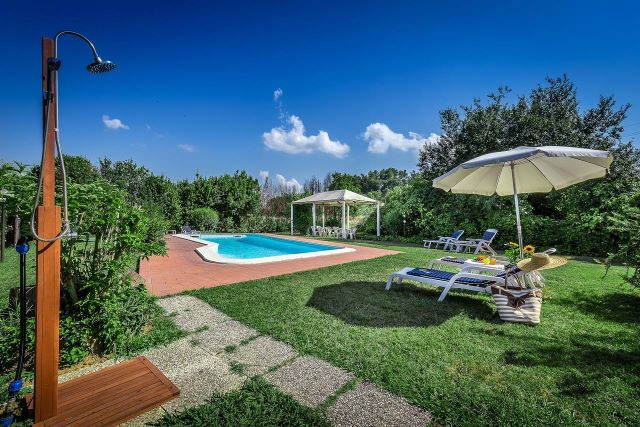 b&b con piscina in Toscana