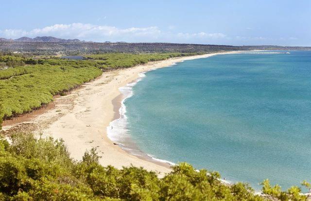 Osalla di Orosei spiagge Sardegna