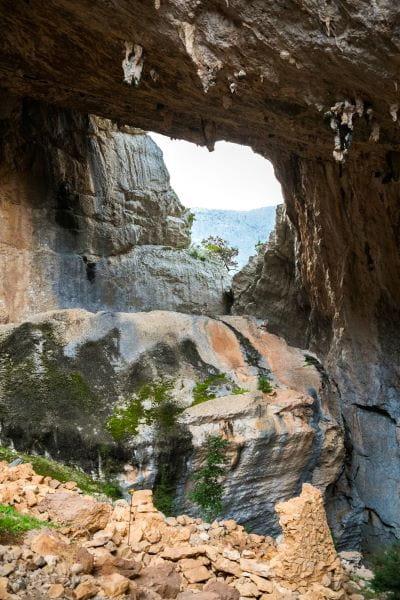 Tiscali escursione Sardegna