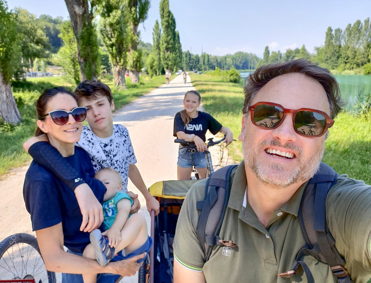 vacanza in camping a Lazise Garda