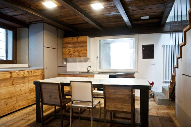 sala colazione b&b in Piemonte