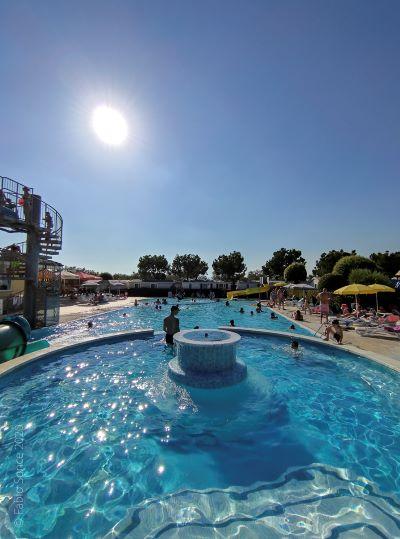 piscine camping Garda