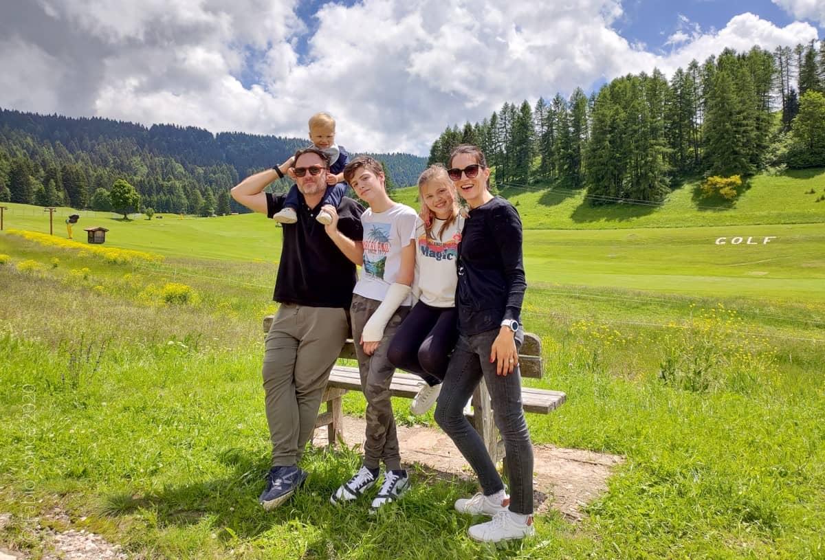 montagna famiglia lavarone alpe cimbra folgaria