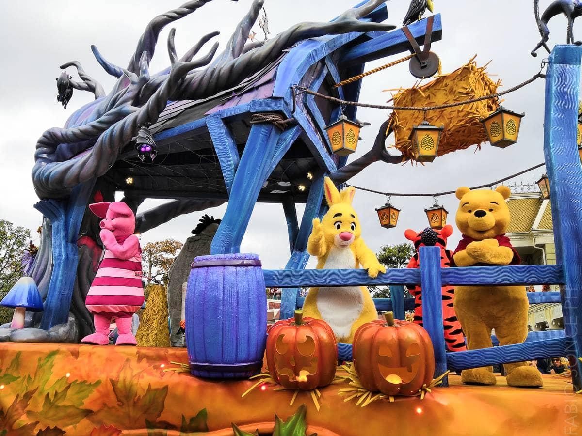 tour Disneyland Paris Parigi