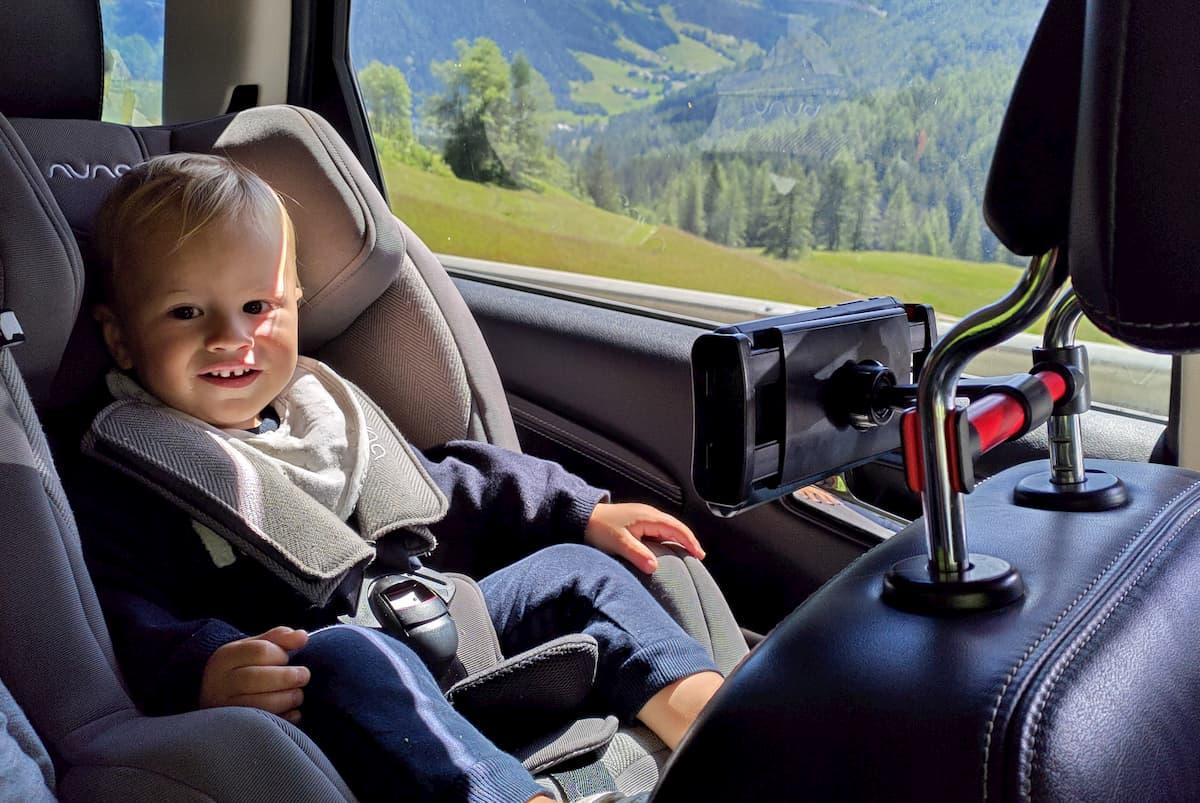 supporto tablet auto