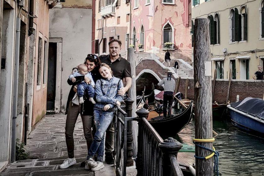 2 giorni a Venezia in famiglia