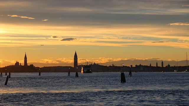 Venezia dal Lido