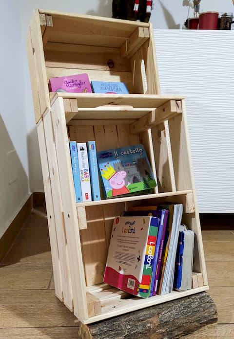 libreria per bimbi