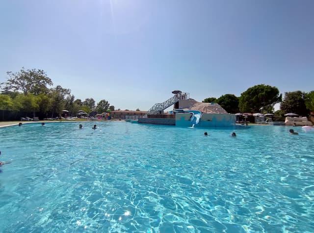 piscine in villaggio a Grado