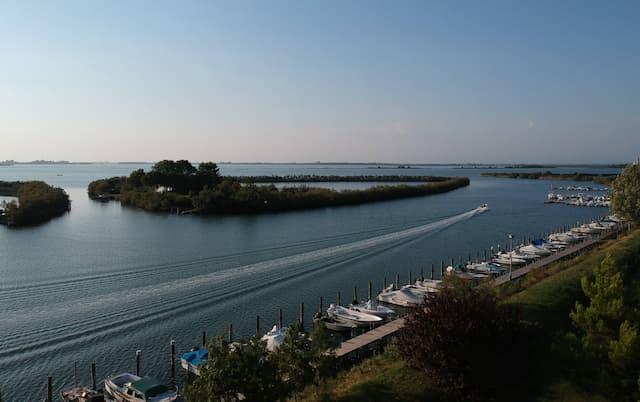 laguna di Grado Friuli Venezia Giulia