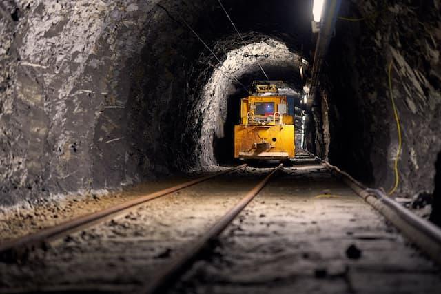 miniera di Cogne