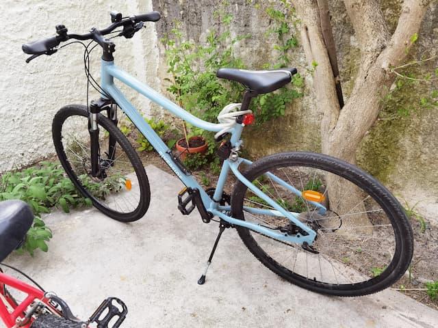 bicicletta da trekking