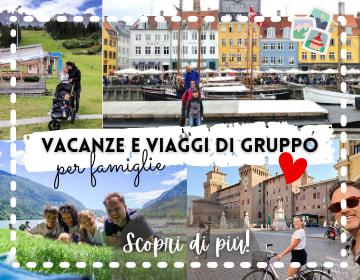 offerte viaggi gruppo vacanze bambini