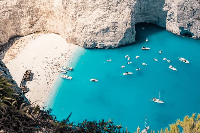 spiagge grecia cefalonia
