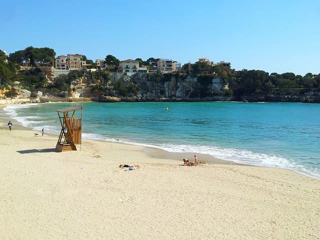 Porto cristo a Maiorca