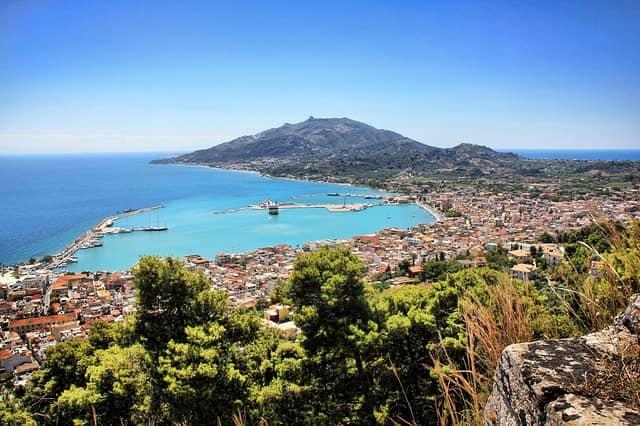 Zante tour in Grecia
