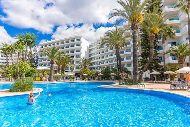 hotel con piscine maiorca