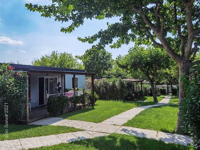 case mobili weekend lungo Garda