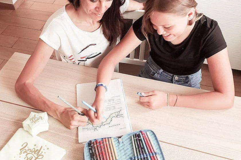 scuola tintaunita zaino pennarelli matite