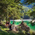 Una giornata verde smeraldo: cosa fare al lago del Predil